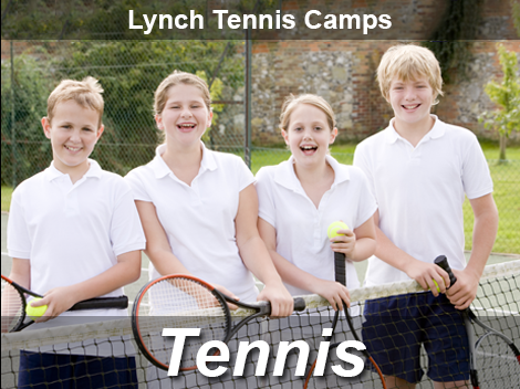 Tennis - Lynch Tennis Camps